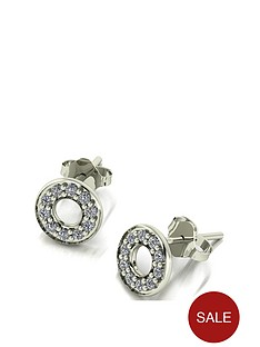 moissanite-premium-collection-9ct-white-gold-20-point-circle-earrings