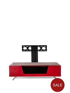 alphason-chromium-1200mm-tv-with-bracket-red