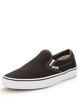 vans-classic-slip-onnbsptrainers-black