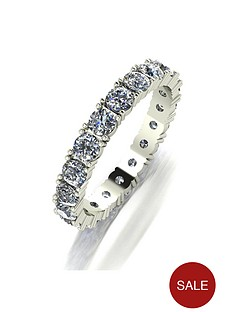 moissanite-9ct-gold-2-carat-full-eternity-ring
