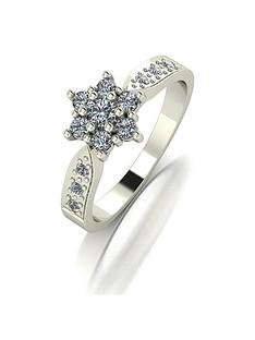 moissanite-9ct-gold-7-stone-1-carat-cluster-ring-with-moissanite-set-shoulders
