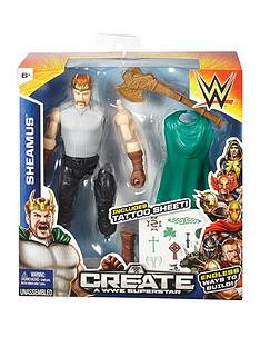 wwe-customise-a-superstar-sheamus