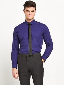 V by Very Tailored Mens Shirt