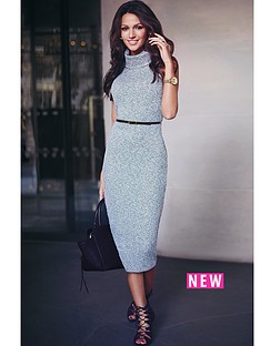 lipsy-lipsy-mk-knitted-roll-neck-midi-dress
