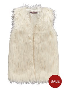 freespirit-girls-fauxnbspmongolian-fur-gilet