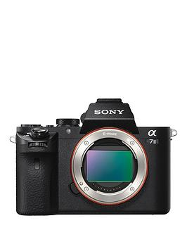 Sony A7 Mkii Compact System Camera With Full Frame Sensor - Body