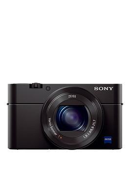 Sony Cybershot Dsc Rx100M4 4K Premium Digital Compact Camera With 40 X Slow Motion