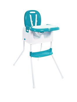 My Child 3-In-1 Graze Highchair Booster Seat And Stool