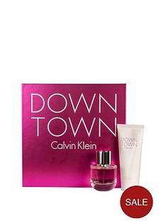 calvin-klein-downtown-edpnbspspray-50mlnbspamp-shower-gel-100mlnbspgift-set