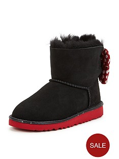 ugg-australia-older-girls-sweetie-minnie-mouse-bow-boot