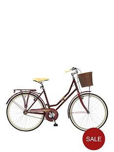 brooklyn-brooklyn-village-26inw-burgundy-single-speed-heritage-bike