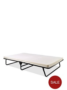 jaybe-small-double-memory-foam-folding-guest-bed-with-j-tex-sprung-comfort-base