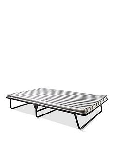 jaybe-small-double-folding-guest-bed-with-j-tex-sprung-comfort-base