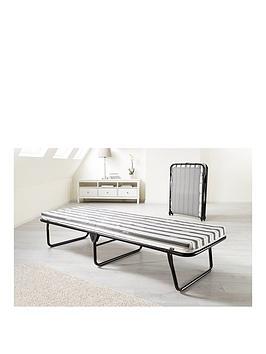 Jaybe Value Folding Bed With Rebound E-Fibre&Reg; Mattress - Small Double - Single