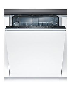 Bosch Serie 4 SMV50C10GB 12-Place Integrated Dishwasher with ActiveWater™ Technology - White