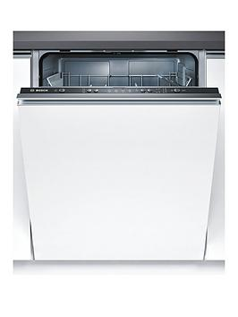 Bosch Serie 4 Smv50C10Gb 12-Place Integrated Dishwasher With Activewater&Trade; Technology - White