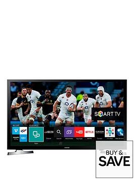 samsung-ue32j4500-32-inch-hd-ready-freeview-hd-led-smart-tv-black