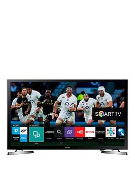 Samsung Ue32J4500 32 Inch Hd-Ready Freeview Hd Led Smart Tv - Black