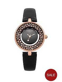 lipsy-black-dial-with-black-leather-strap-ladies-watch
