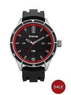 firetrap-firetrap-black-dial-with-black-silicone-strap-mens-watch