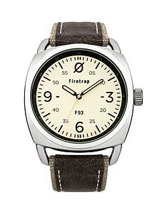 firetrap-firetrap-champagne-dial-with-grey-canvas-strap-mens-watch