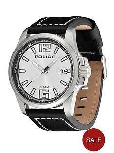 police-police-lancer-silver-tone-dial-with-black-leather-strap-mens-watch