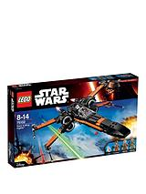 Poe's X-Wing Fighter™ - 75102
