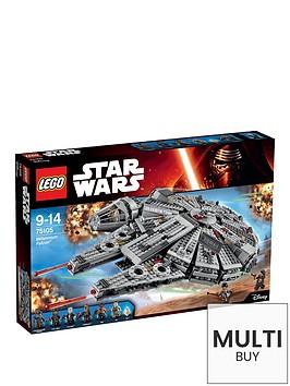lego-star-wars-millennium-falcontradenbsp75105-amp-free-lego-city-brickmaster