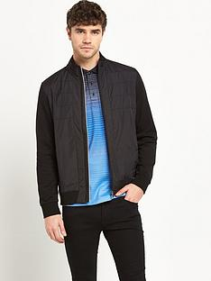 boss-green-boss-green-mixed-fabric-full-zip-jacket