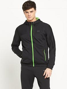 boss-green-full-zip-tech-hoody
