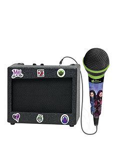 lexibook-k900tdnbspthe-descendants-portable-karaoke-set-with-mic