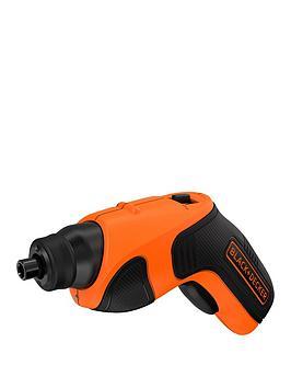 black-decker-cs3651lc-gb-36-volt-cordless-lithium-ion-screwdriver