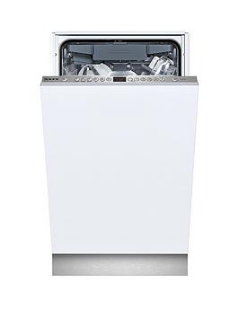 Neff S58T69X1Gb 10-Place Slimline Dishwasher - White Review thumbnail