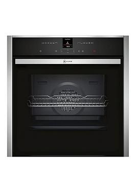 neff-b27cr22n1bnbspbuilt-in-electricnbspsingle-oven-stainless-steel