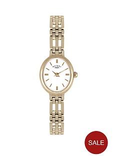 rotary-rotary-white-dial-precious-metal-gold-bracelet-ladies-watch