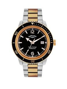 rotary-rotary-black-date-dial-two-tone-rose-bracelet-mens-watch