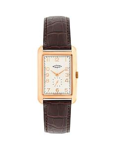 rotary-white-date-dial-brown-leather-strap-mens-watch
