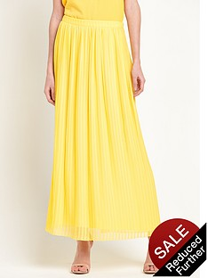 boss-orange-beflowy-pleated-maxi-skirt