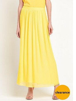 boss-orange-beflowy-pleated-maxi-skirt