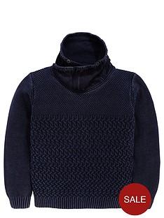 name-it-boysnbspwrap-neck-chunky-knit