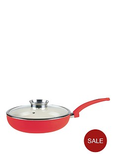 tower-ceramic-coated-saute-pan-with-infuser-glass-lid