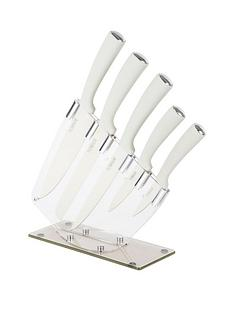 tower-tower-5-piece-knife-set-with-acrylic-stand