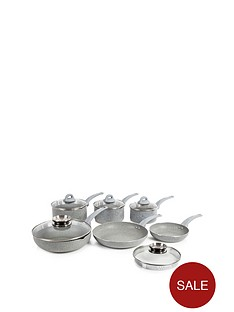 7-piece-stone-coated-pan-set-grey