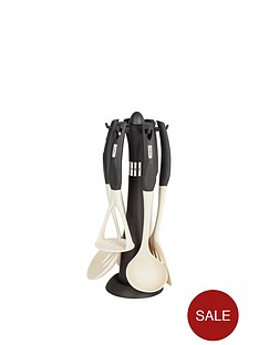 tower-tower-6-piece-cerasafe-utensil-set-amp-carousel