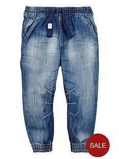 ladybird-boys-cuffed-jog-jeans