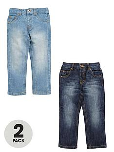 ladybird-boys-jeans-2-pack-light-and-dark-wash