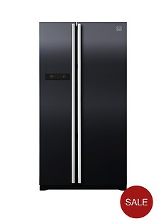 daewoo-frax22b3b-usa-style-fridge-freezer-black