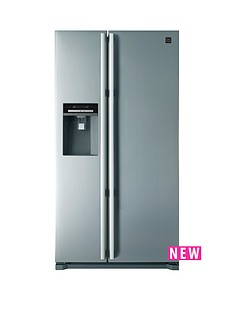 daewoo-frax22np3s-non-plumbed-usa-style-fridge-freezer