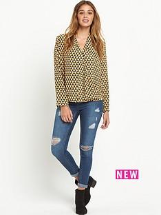 glamorous-glamorous-long-sleeve-crossover-blouse
