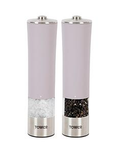 tower-electronic-salt-and-pepper-mill